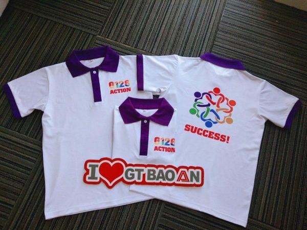 Xưởng may áo thun đồng phục giá rẻ Quận Bình Tân