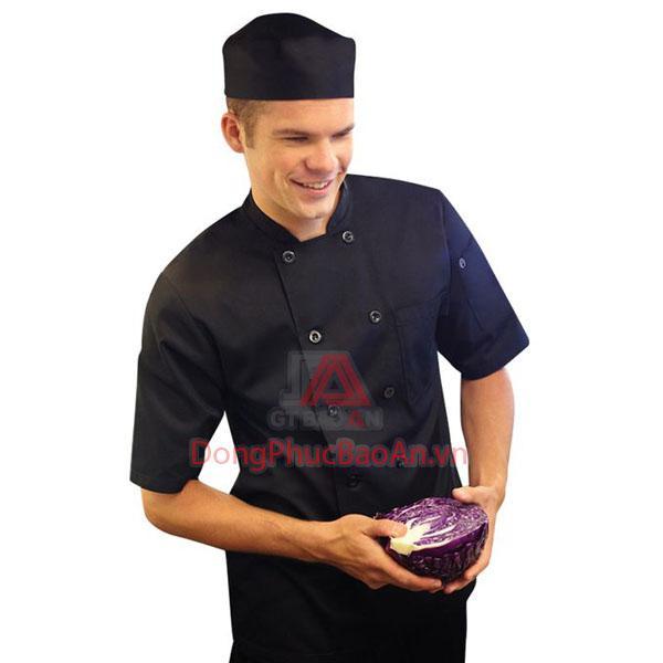 Đồng phục áo bếp cao cấp