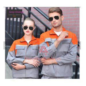 Quần áo bảo hộ lao động cho kỹ sư, công nhân