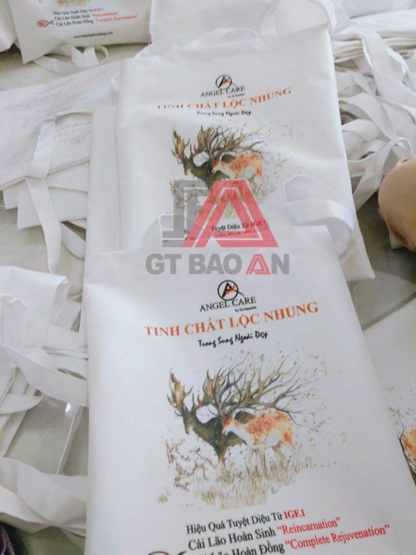 Túi vải quà tặng công ty ANGEL CARE
