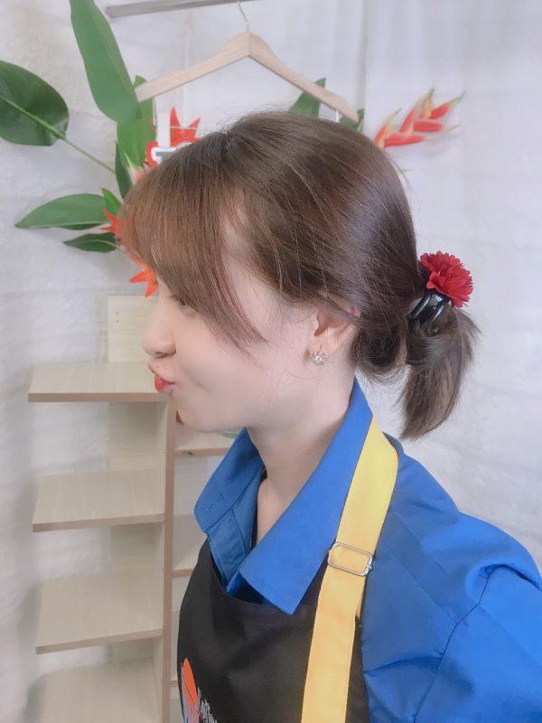 Tạp dề nhân viên phục quán coffee Bình Minh