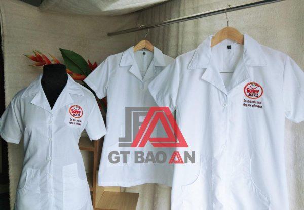 Xưởng may đồng phục áo blouse giá rẻ!