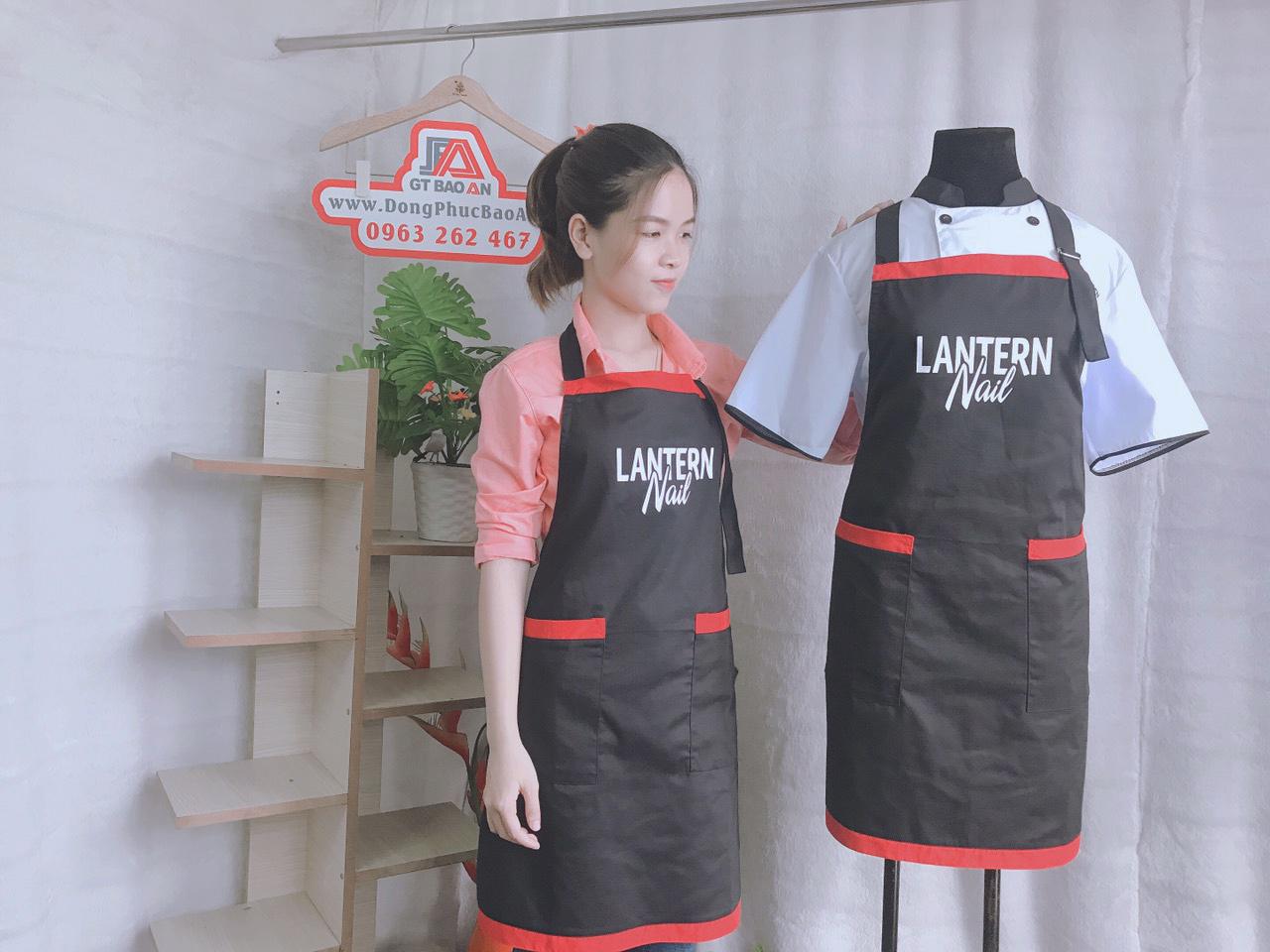 Tạp dề đầu bếp phục vụ đẹp giá rẻ