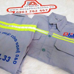 áo bảo hộ phản quang