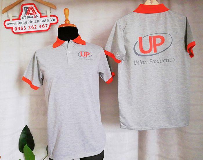 Áo thun đồng phục công ty cao cấp - Union Production