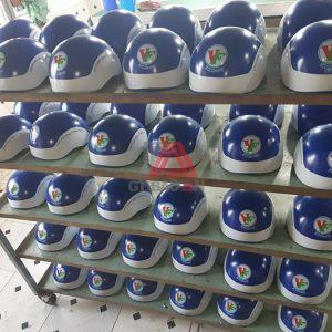 Xưởng làm mũ bảo hiểm theo yêu cầu tại Tphcm