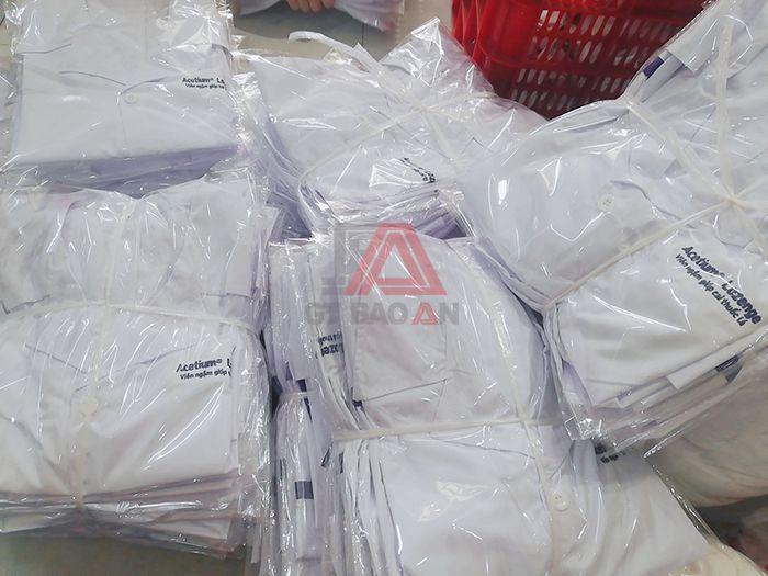Xưởng may áo blouse giá rẻ chất lượng tại TPHCM