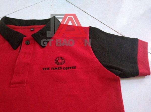 May Đồng Phục Quán Cao Cấp The Times Coffee 05