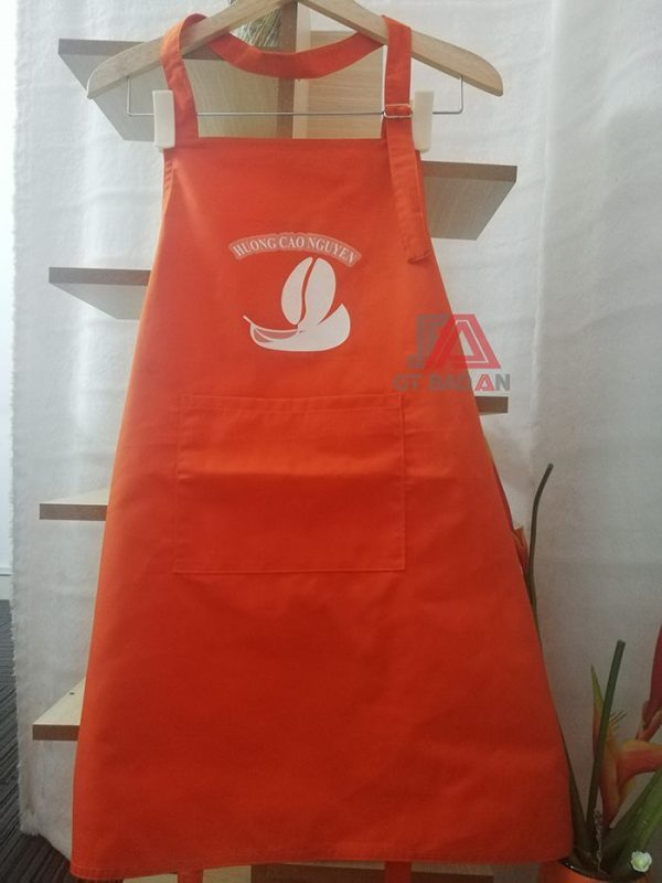 May Tạp Dề Cao Cấp Đồng Quán Cafe Hương Cao Nguyên 06