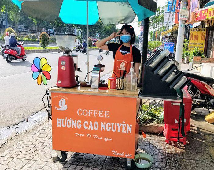 May Tạp Dề Cao Cấp Đồng Quán Cafe Hương Cao Nguyên 07