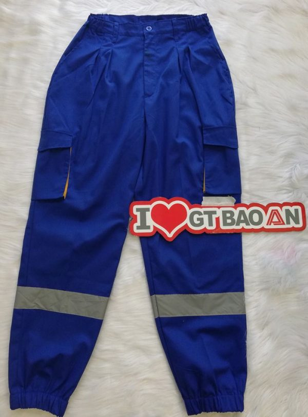 Quần áo công nhân bảo hộ chất lượng tập đoàn Thép 04