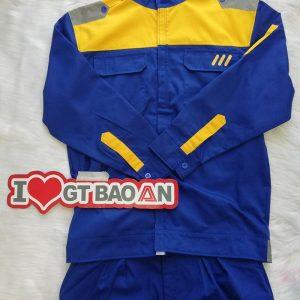 Quần áo công nhân bảo hộ chất lượng tập đoàn Thép 06