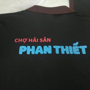 Xưởng May Áo Thun Đồng Phục Giá Rẻ - Chợ Hải Sản Phan Thiết 03