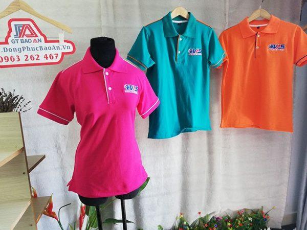 Áo Thun Đồng Phục Trường Mầm Non - Yếm Ăn Dặm Cho Bé - VAS 09