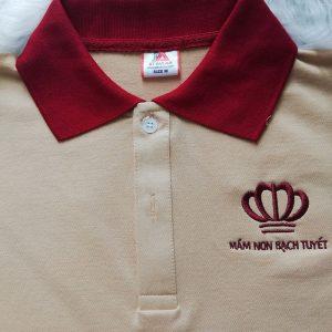 Đồng phục giáo viên mầm non đẹp trường Bạch Tuyết - Khánh Hòa 05