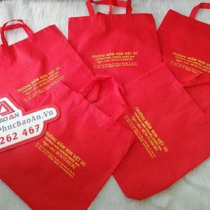 Túi vải quà tặng trường mầm non Việt Úc 01