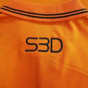 Xưởng may áo thun giá tận gốc - Áo Thun Chào S3D 04