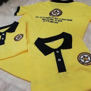 áo thun trung tâm anh ngữ 05