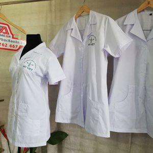 May áo blouse công ty chế biến Cafe - Tập Đoàn Quốc Tế Mỹ Việt 05
