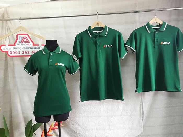 May áo thun đồng phục ngân hàng đẹp chất lượng 04