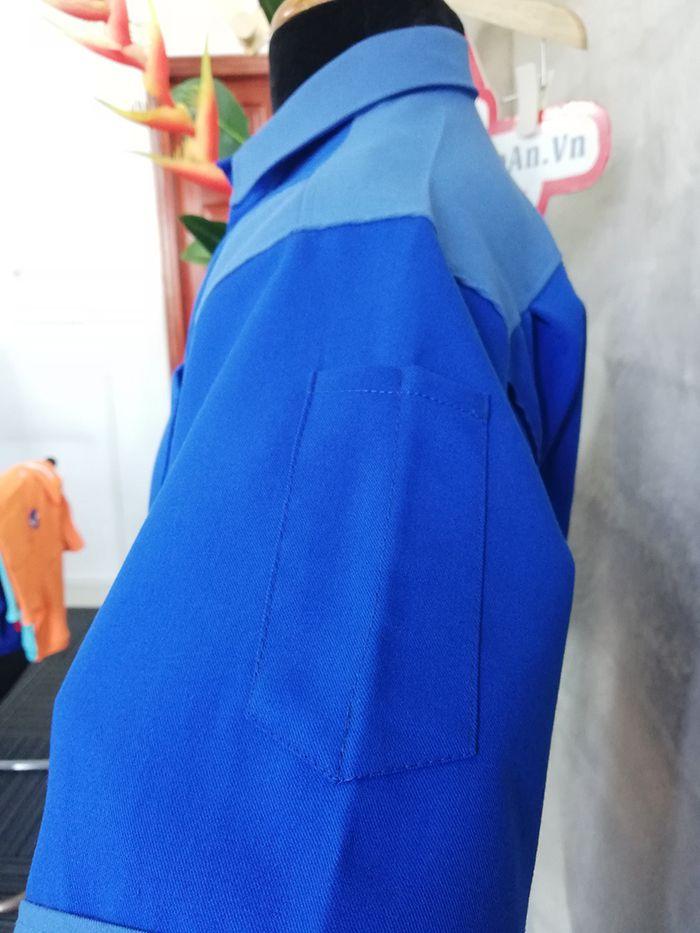Quần áo bảo hộ công ty sản xuất gỗ ONP Việt Nam 02