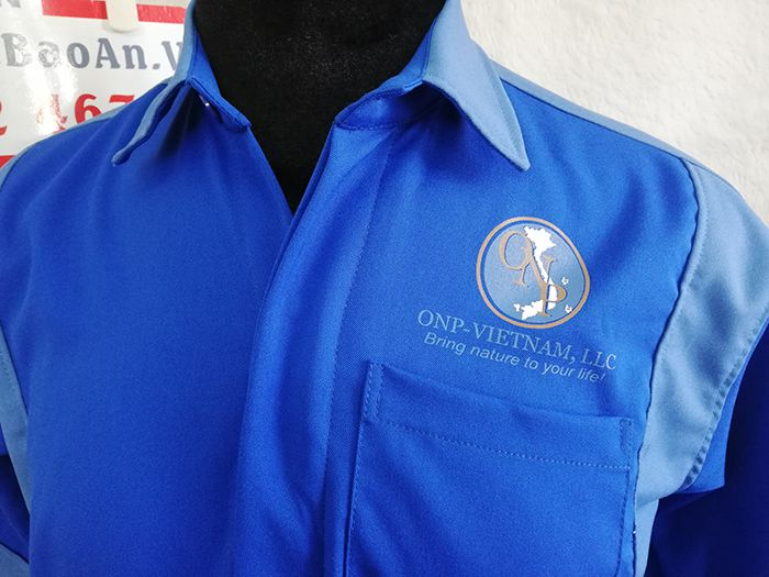 Quần áo bảo hộ công ty sản xuất gỗ ONP Việt Nam 03