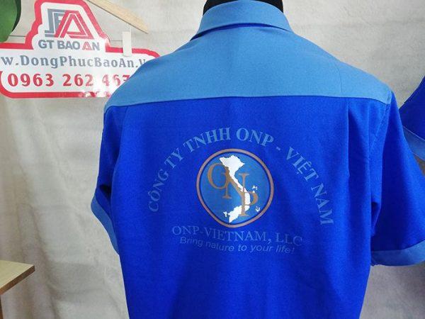 Quần áo bảo hộ công ty sản xuất gỗ ONP Việt Nam 04