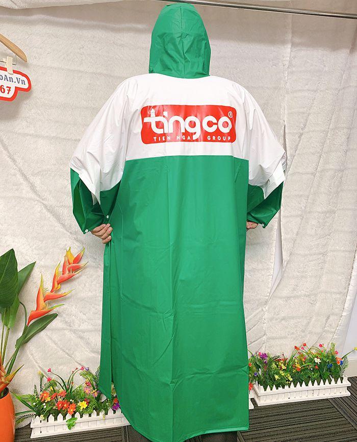 Xưởng sản xuất áo mưa công ty - Làm áo mưa quà tặng giá rẻ 05