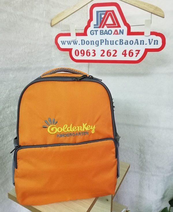 Xưởng sản xuất balo học sinh giá rẻ tại tphcm - Goldenkey