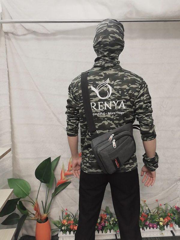 Áo thun rằn ri, áo thun phượt, áo thun team building Leader Camp 05