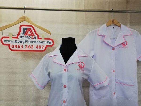 Áo y tá, điều dưỡng giá rẻ cạnh tranh tại tphcm 01