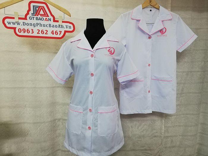 Áo y tá, điều dưỡng giá rẻ cạnh tranh tại tphcm 02