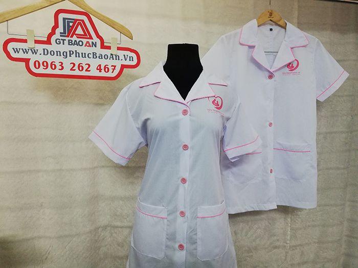 Áo y tá, điều dưỡng giá rẻ cạnh tranh tại tphcm 04