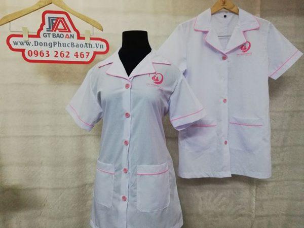 Áo y tá, điều dưỡng giá rẻ cạnh tranh tại tphcm 05