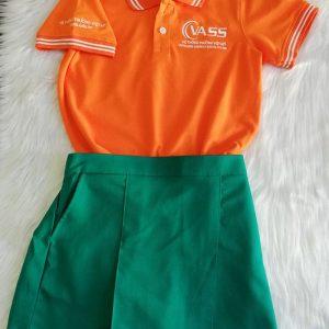Đồng phục học sinh cao cấp hệ thống trường Việt Mỹ - VASS 02