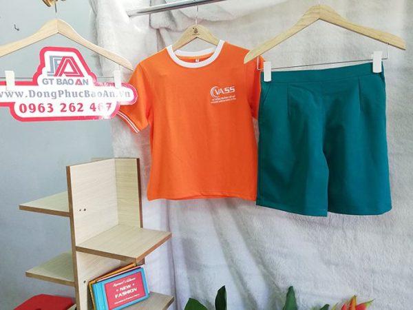 Đồng phục học sinh cao cấp hệ thống trường Việt Mỹ - VASS 03