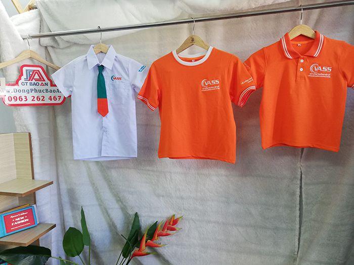 Đồng phục học sinh cao cấp hệ thống trường Việt Mỹ - VASS 05