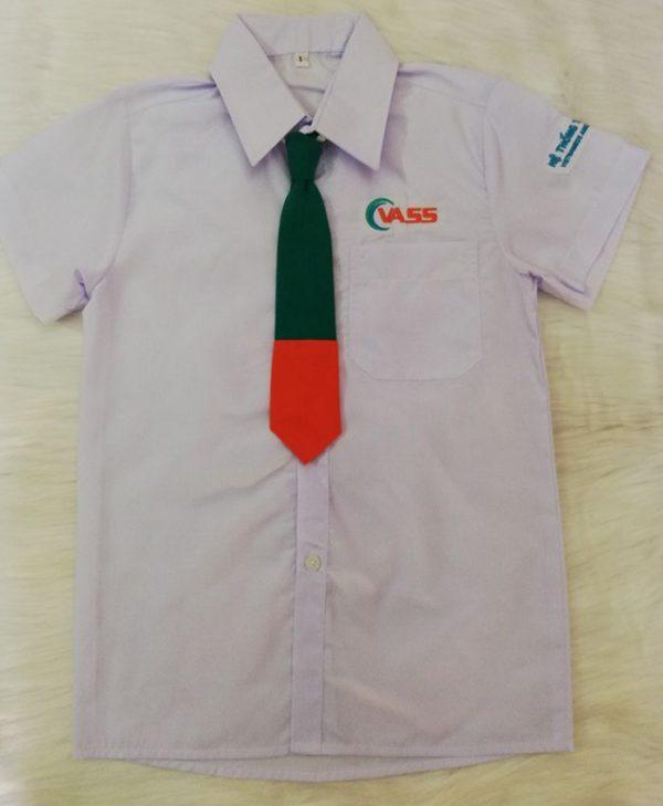 Đồng phục học sinh cao cấp hệ thống trường Việt Mỹ - VASS 06
