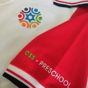 May đồng phục học sinh trường mầm non CSS Preschool 04