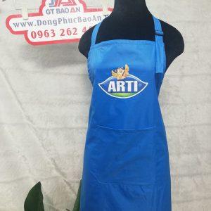 May tạp dề nhà hàng hải sản cao cấp - ARTI 03