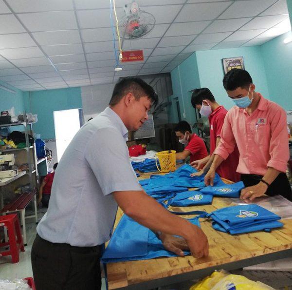 May tạp dề nhà hàng hải sản cao cấp - ARTI 06