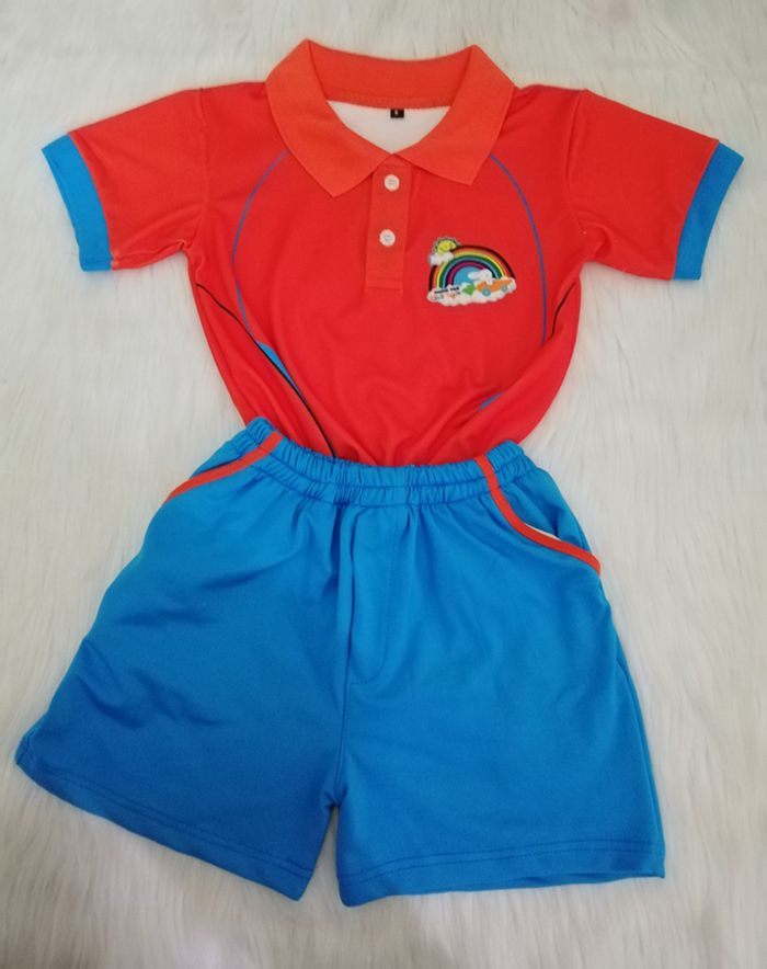 Đồng phục cho bé trường mầm non Thỏ Ngọc 03