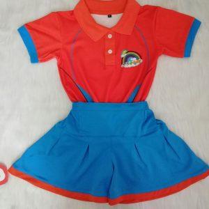 Đồng phục cho bé trường mầm non Thỏ Ngọc 04