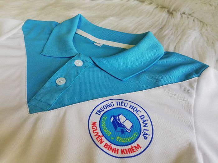 Đồng phục học sinh trường tiểu học dân lập - Nguyễn Bỉnh Khiêm