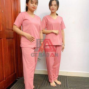 Mẫu đồng phục spa, massage đẹp nhất và hot nhất hiện nay 02