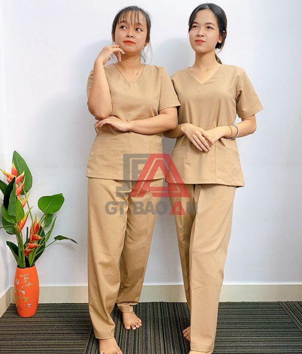 Mẫu đồng phục spa, massage đẹp nhất và hot nhất hiện nay 04