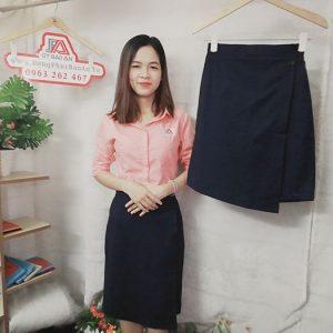 Váy cô giáo mầm non và học sinh siêu đẹp 01