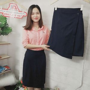 Váy cô giáo mầm non và học sinh siêu đẹp 02