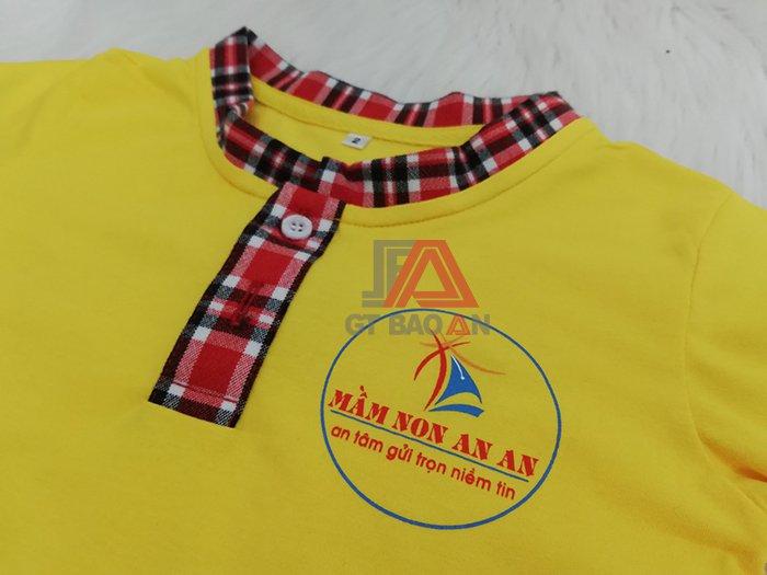 Đồng phục trẻ em mầm non cho bé trường An An 05