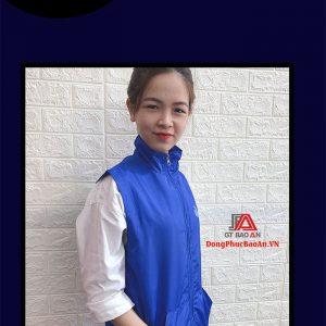 Áo Khoác Không Tay Vải Dù Cao Cấp 2 Lớp – Mẫu Áo Khoác Khỉ Đồng Phục Trường Erahouse